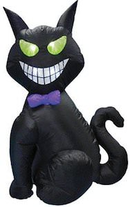 Black Cat Outdoor Inflatable