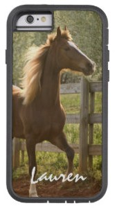 Horse Personalized iPhone 6 Case
