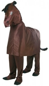 Horse Two Person Full Costume