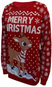 Reindeer Humping Sweater