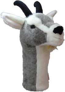 Goat Golf Club Head Cover