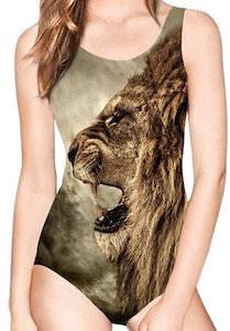 Roaring Lion Women's Swimsuit