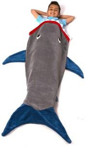 Shark Bite Blanket
