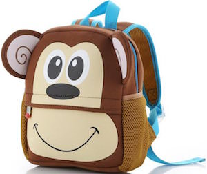 Kids Monkey Backpack